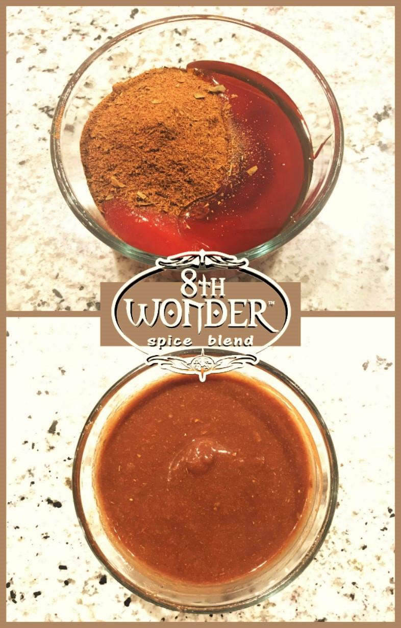 8th Wonder Firecracker Shrimp Sauce