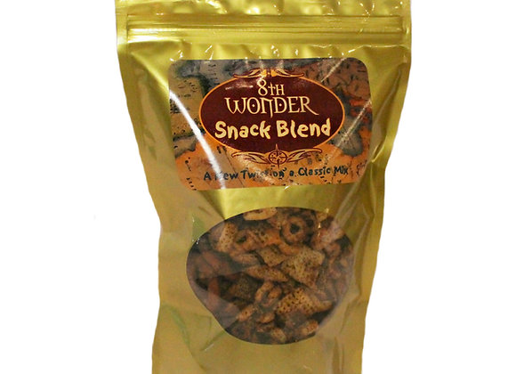 Large Pouch - 8th Wonder Snack Blend (6oz - 155g)