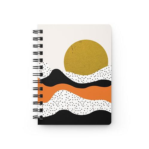 Cuaderno espiral Orange Sand