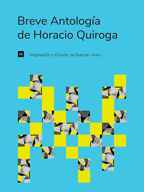 Breve Antología de Horacio Quiroga