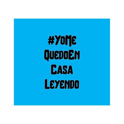 #YoMeQuedoEnCasaLeyendo -2