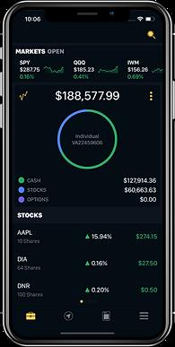 Eyeball traditional trading platforms