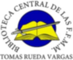 logo biblioteca central de las ff.mm. to
