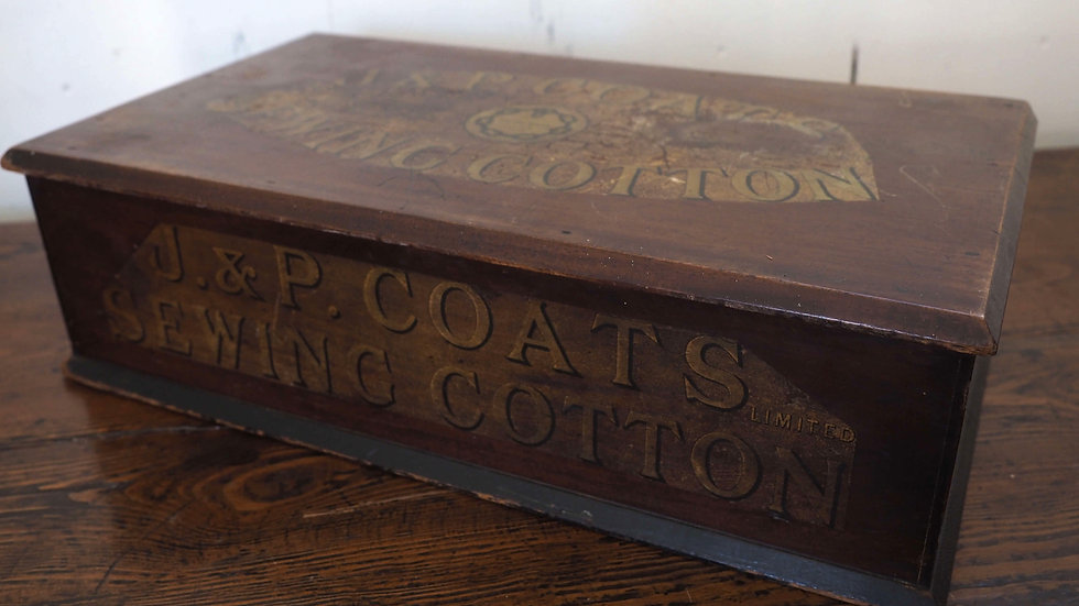 """Coats Group""Cotton Drawer"