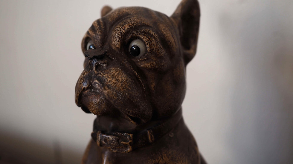 French Bulldog objet