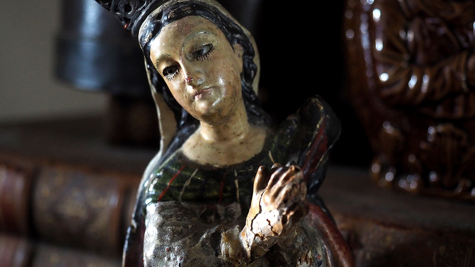 French Virgin Mary