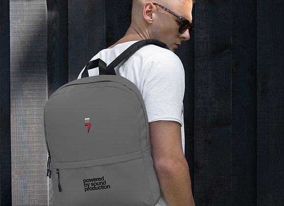 Backpack [Grey]