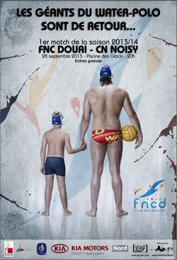 Affiche Water Polo