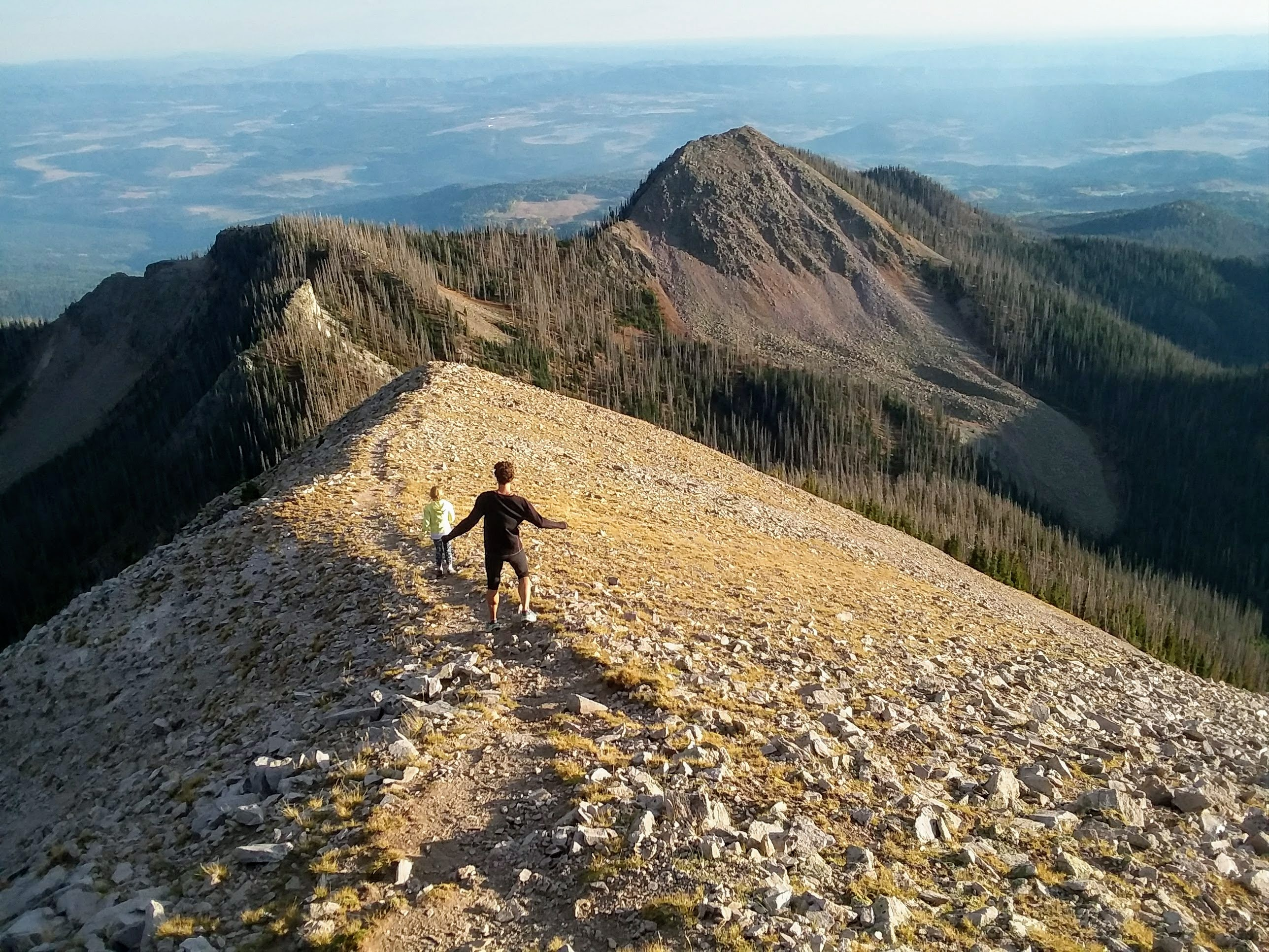 Pagosa Peak Summit Ridge