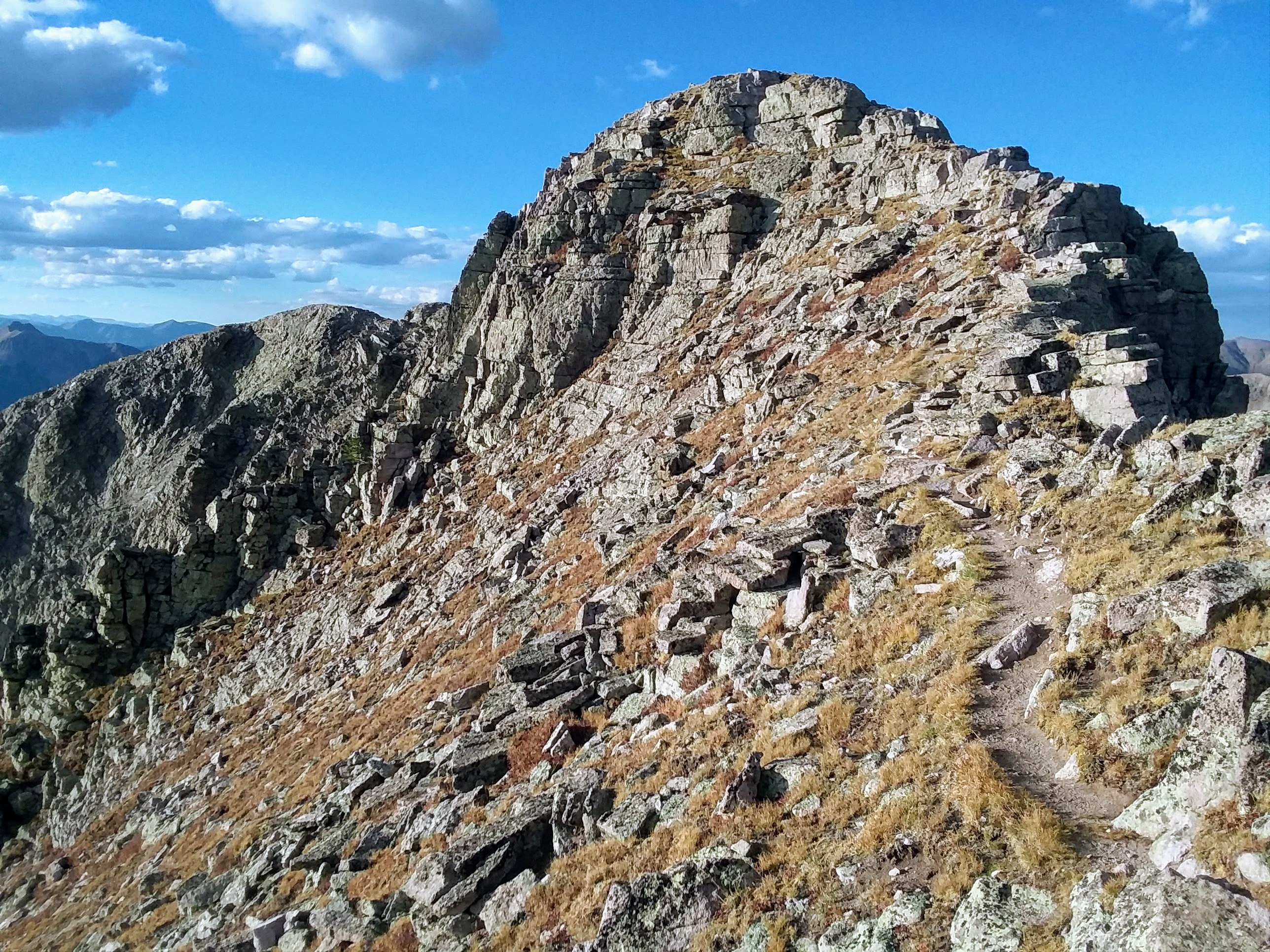 Pagosa Peak Summit Block