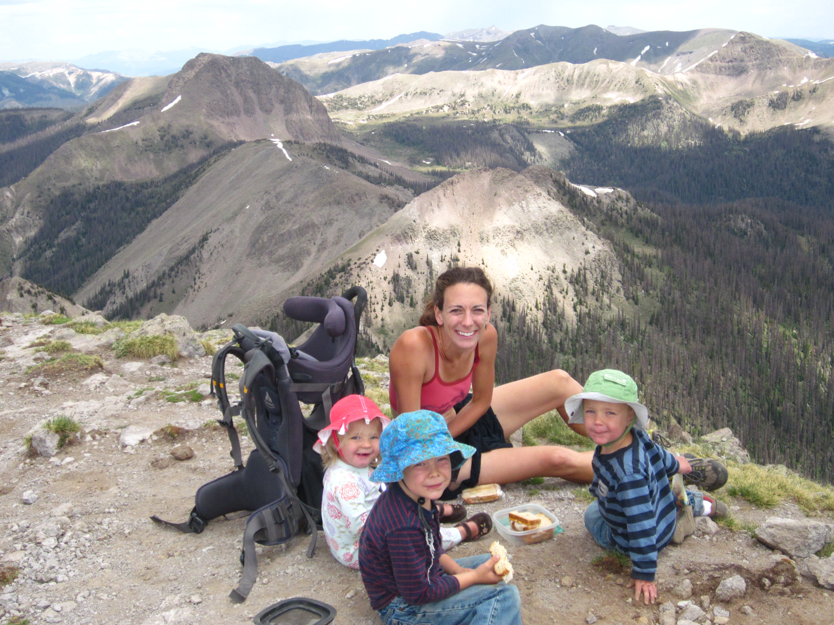 Pagosa Peak Summit