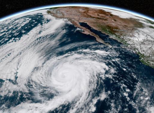 Hurricanes in Colorado?