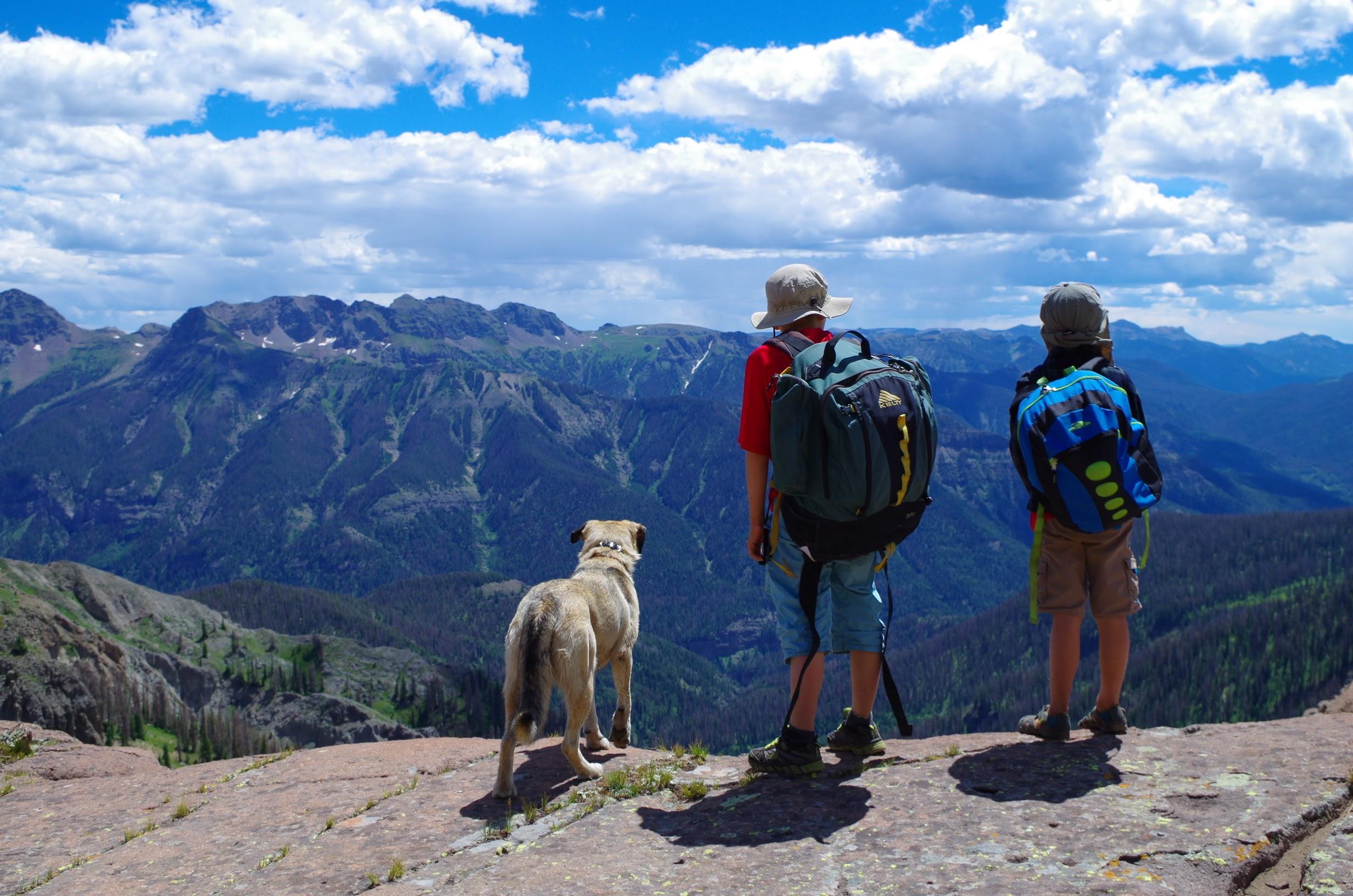 Quartz Lake Trail nr Pagosa Springs