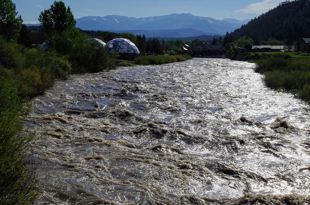 Pagosa Springs, San Juan River