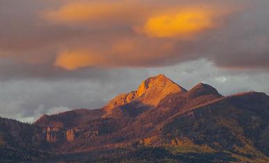 Hike, Climb Pagosa Peak