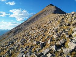 Pagosa Peak Summit Ridge