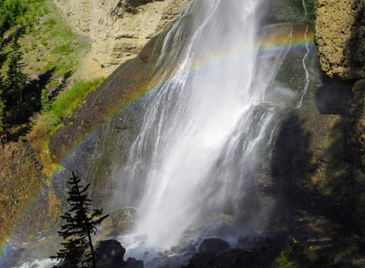 Photo Essay: Fourmile Falls near Pagosa Springs