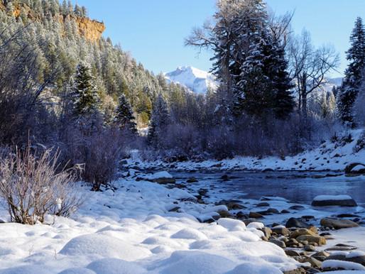 January 2020 Snowpack Update: Southern San Juan Mountains