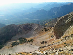 Pagosa Peak Western Face