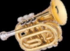 Trompette symbole du BRB