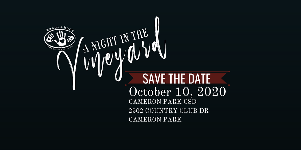 A Night In The Vineyard 2020