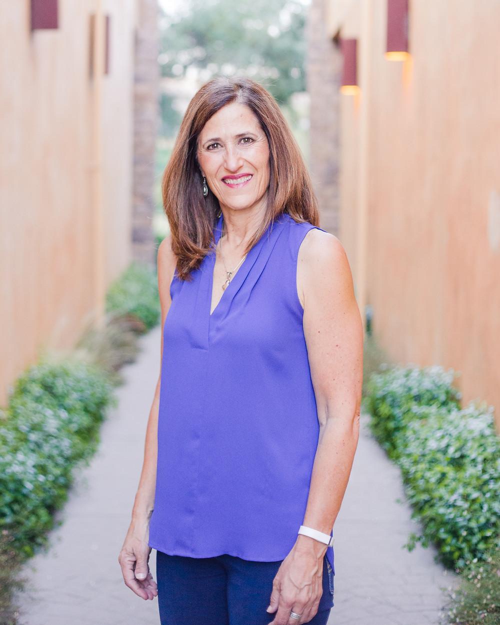 Sharon Cesena, El Dorado Hills, Cultivate, Women's conference, Journaling
