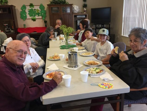 Hands4Hope distributes lunches and love to seniors at Creekview Manor