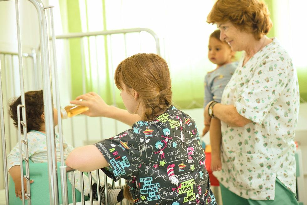 Firm Foundations Romania Hospital Program