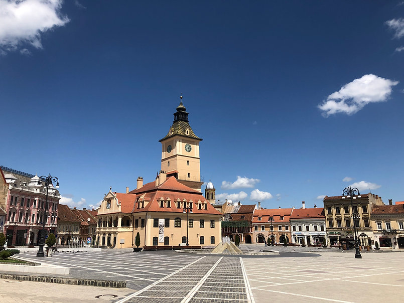 Brasov, Romania Firm Foundations Romania
