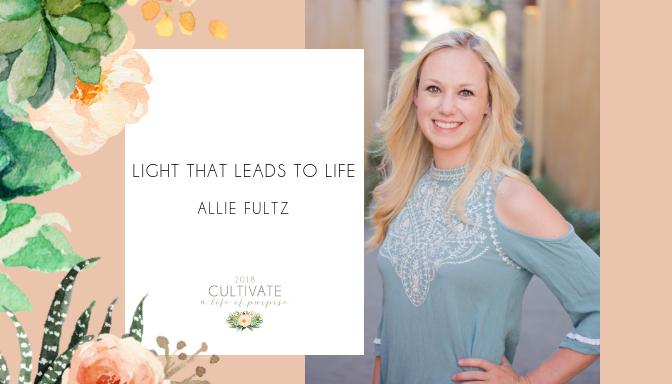 Allie, District Church, Rolling Hills church, Cultivate, Christian