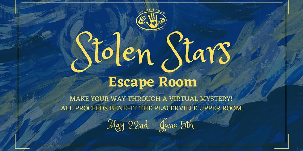 test - Stolen Stars Escape Room