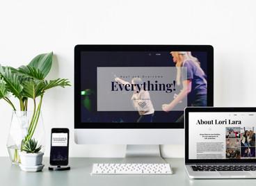 Lori Lara   Website Design