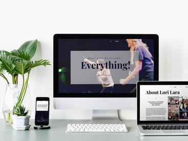 Lori Lara | Website Design