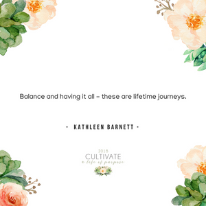 Kathleen Barnett, Balance, Cultivate, women's conference, el dorado hills, rolling hills church, rolling hills christian church