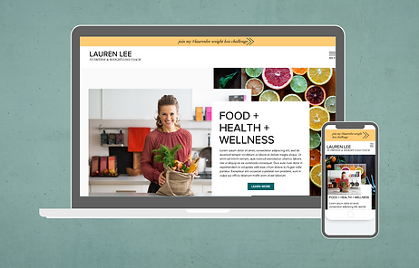 Wix Website Template for health coach.pn