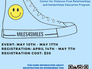 Miles For Smiles Fundraiser