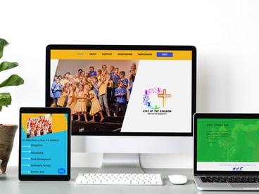 Kids Of The Kingdom    Creative & Web Design