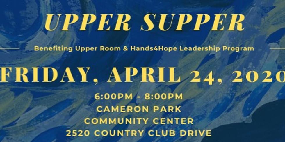 Youth Board Upper Supper Funderaiser