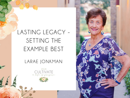 Meet LaRae