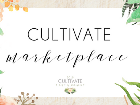 Cultivate Marketplace