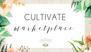 cultivate, women's conference, marketplace, shopping, el dorado hills, boutique, rolling hills church