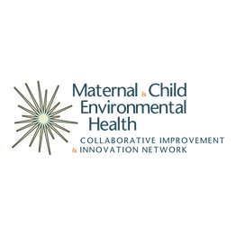 Maternal & Child Environmental Health Collaborative Improvement & Innovation Network Logo