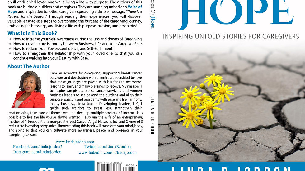 Voice of Hope Book
