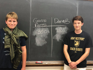 Greens Farms Academy defeats Darien to win Yale's Fall Academic Tournament