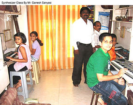 04 Synthesizer Class By Mr. Ganesh Sanya
