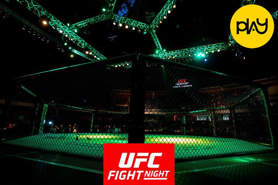 UFC SÃO PAULO - 2019