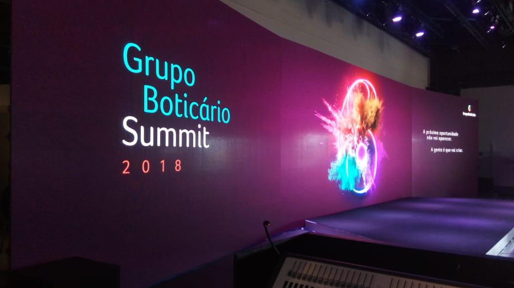 O BOTICÁRIO - SUMMIT 2018