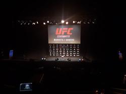 UFC SÃO PAULO