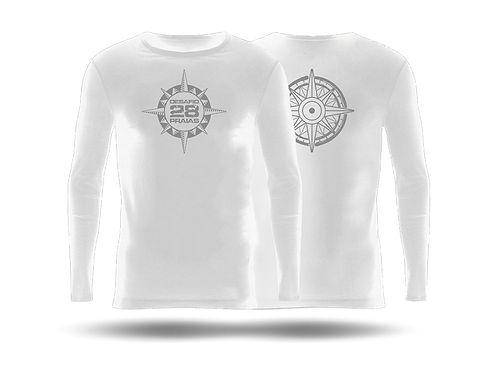 CAMISETA 28 PRAIAS WHITE EDITION