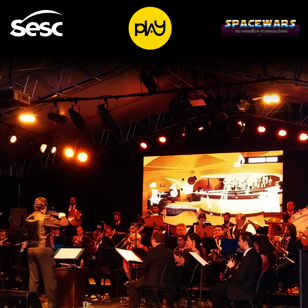 SPACE WARS - SESC POMPEIA